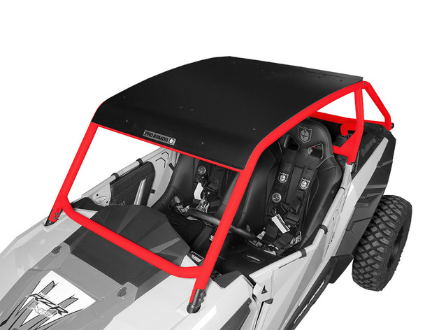UTV Roll Cage | Pro Armor XP1K Baja Cage System. Red. At Reno Off-Road
