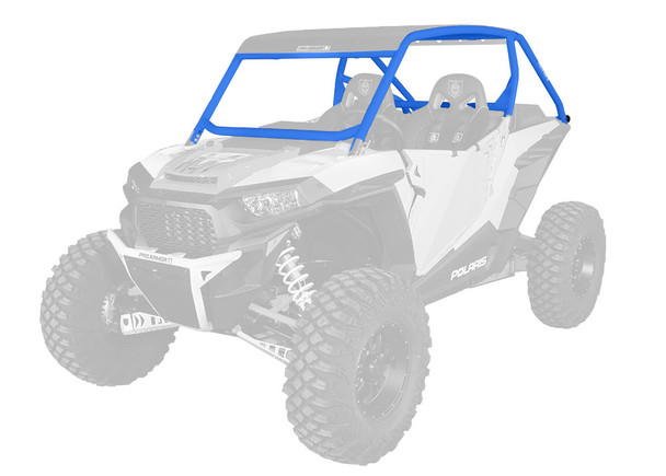 UTV Roll Cage | Pro Armor XP1K Baja Cage System. BLUE. At Reno Off-Road