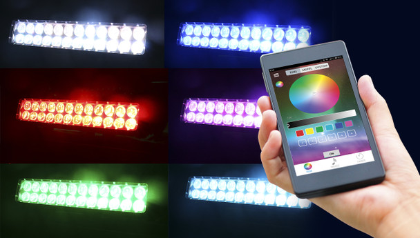 Light Cubes by Hella | ValueFit Northern Lights www.renooffroad.com