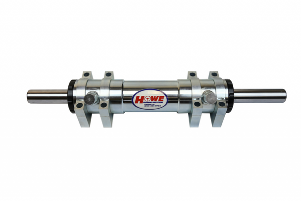 Howe Double End Assist Ram | Full Hydraulic | Power Assist