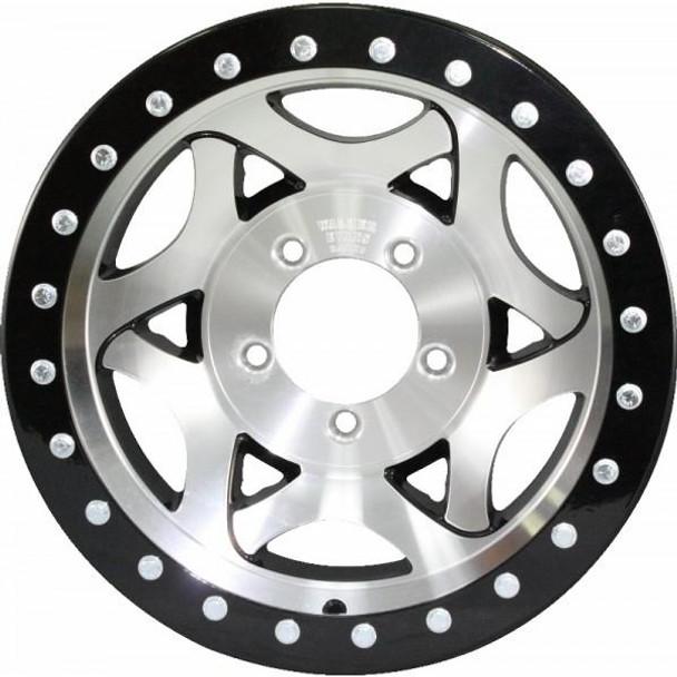 Walker Evans Racing Beadlock Machine Black www.renooffroad.com