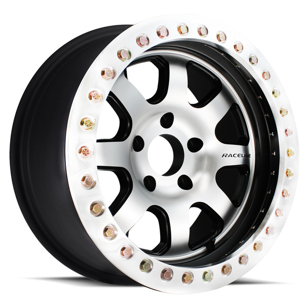 Raceline | Avenger Cast Aluminum Beadlocks | RT260 AL Wheels | 20x10 (RT260-20x10)