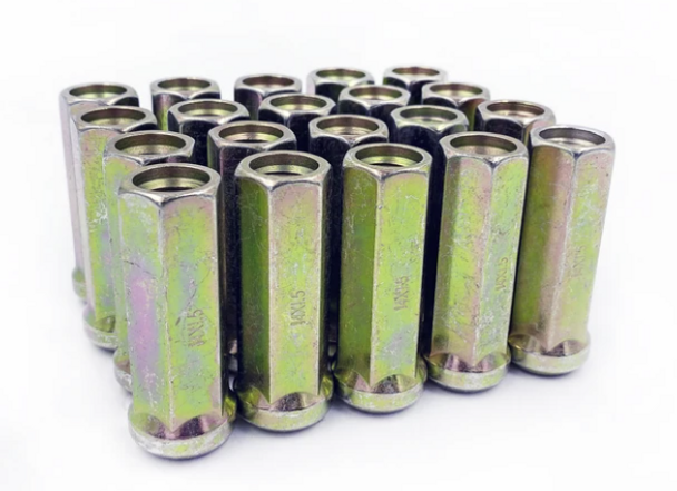 Race Lug Nuts | Buggy | Ball Seat | 14 x 1.5 | 25 PIECES  renooffroad.com