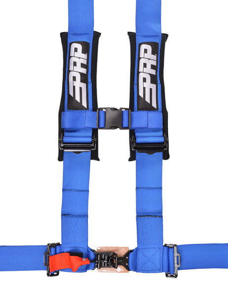 """PRP Race Harness   4 point   3"""" Lap   at Reno Off-Road"""