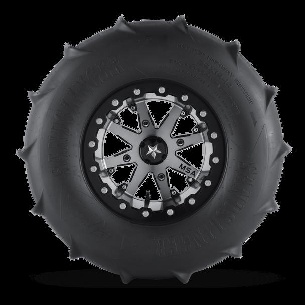 Sand Paddle Tires   EFX Sandslingers