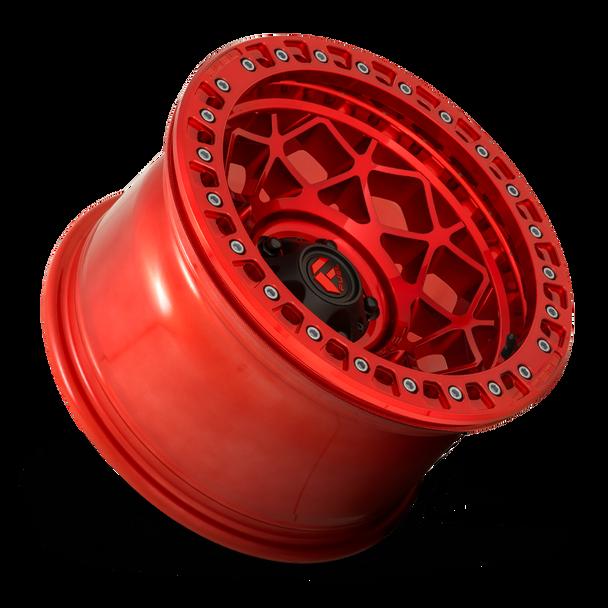 Fuel Beadlock Wheels | Unit | Model D120 | 17x9