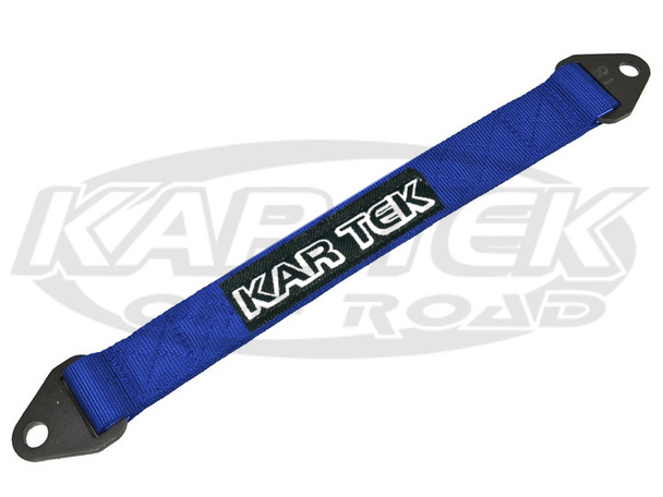 Limit Straps | 4 layer | Heat Treated | Blue