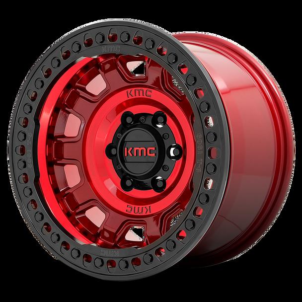 KMC Tank Beadlock Wheels KM236 www.renooffroad.com