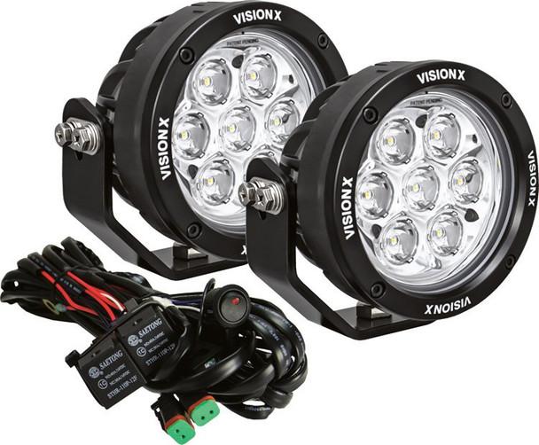 VisionX | 4.7″ CG2 Multi-LED | Light Cannon