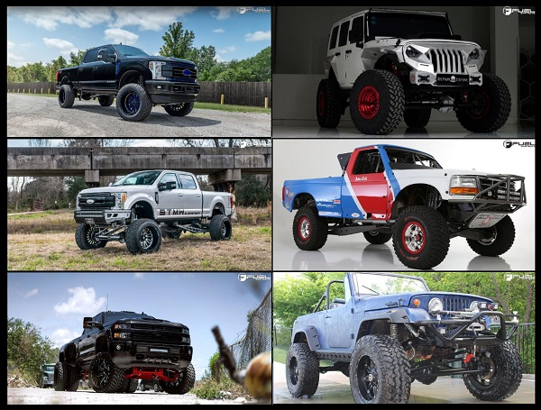 Choosing The Right Wheel And Tire Reno Off Road