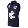Carlton Fibre of Football Guernsey
