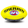 Carlton AFL Official Game Ball - Yellow