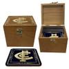 Carlton Set of 4 Cork Coasters in Box
