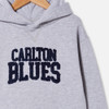 Carlton Cotton On Kids Embroidered Hoodie