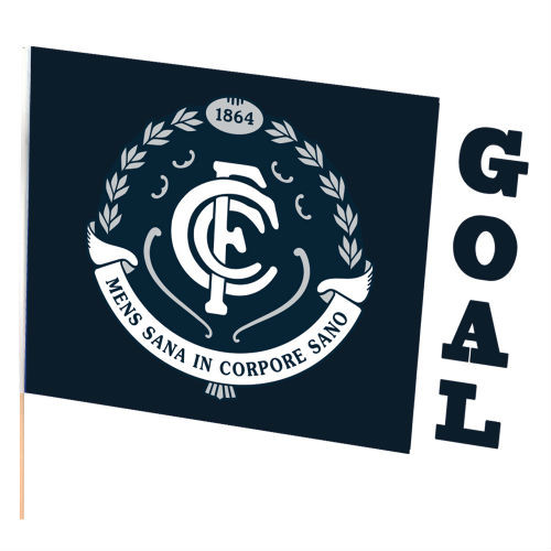 Carlton Crest Large Flag