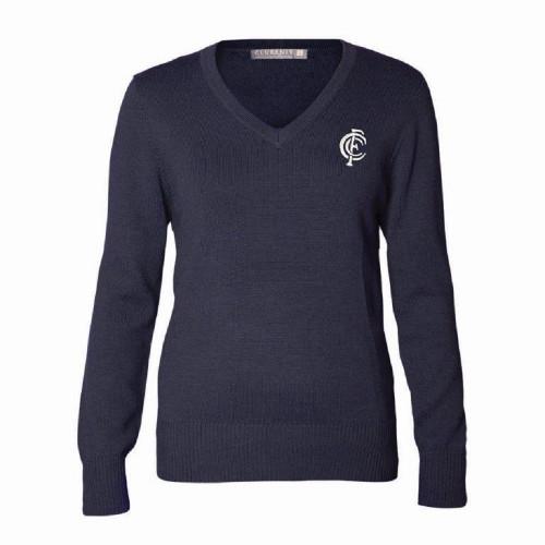 Carlton Club Knit Pullover - Womens