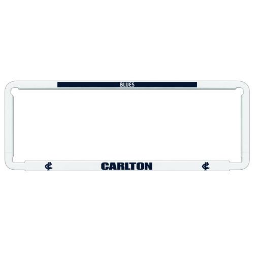 Carlton License Plate Surround