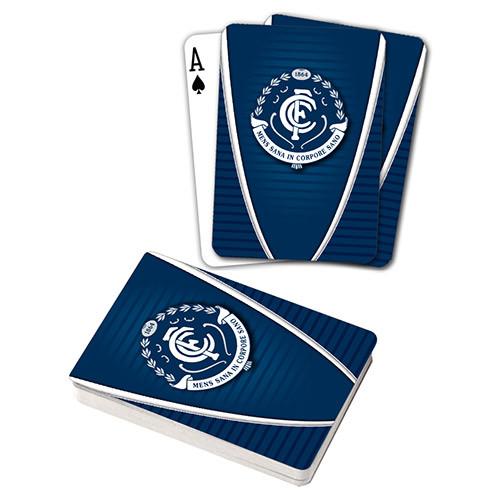 Carlton Playing Cards