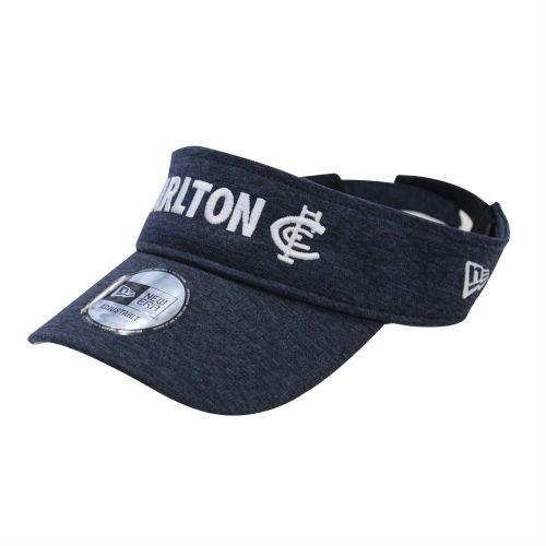 Carlton New Era Training Visor AFLW 2018