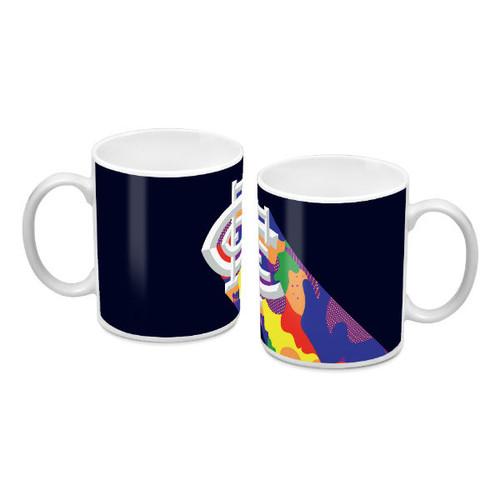 Carlton AFLW Pride Game Mug