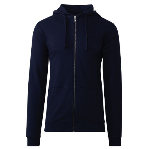 Carlton CFC Collection Zip Up Hood - Navy - Mens