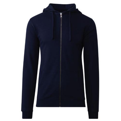 Carlton CFC Collection Zip Up Hood - Navy - Mens
