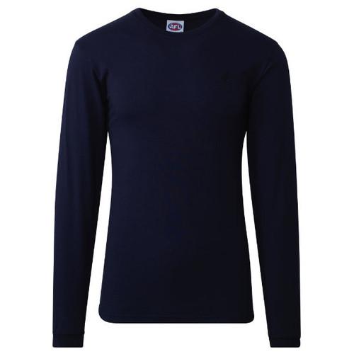 Carlton CFC Collection Long Sleeve Tee - Navy - Mens