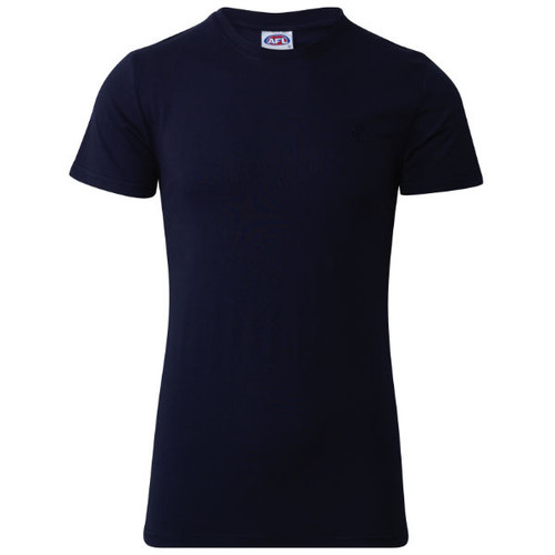 Carlton CFC Collection Tee - Navy - Mens