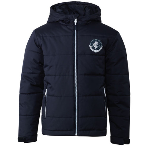 Carlton W19 Youth Puffer Jacket