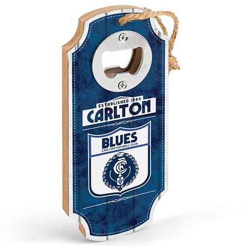 Carlton First 18 Bottle Opener
