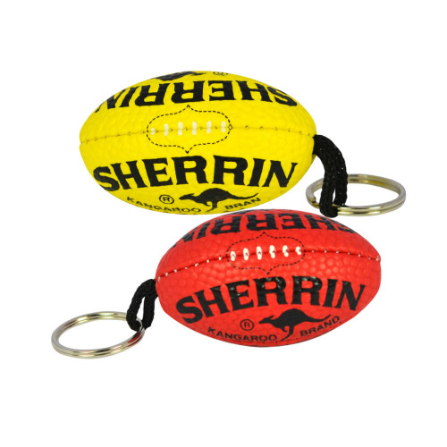 Sherrin Football Keyring