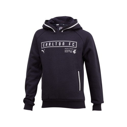 Carlton 2020 PUMA Urban Hoody - Youth