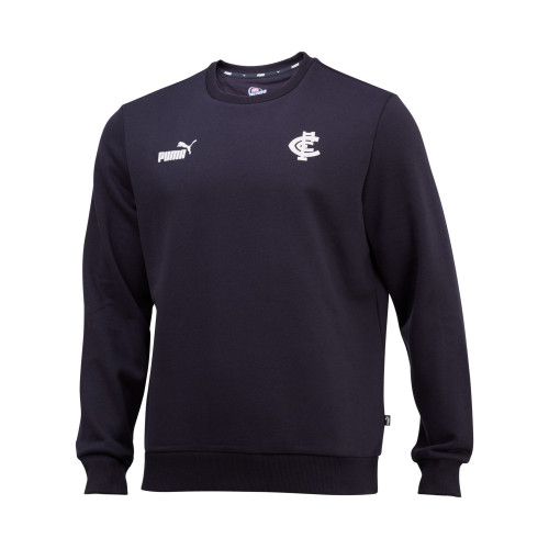 Carlton 2020 PUMA Culture Sweat - Youth