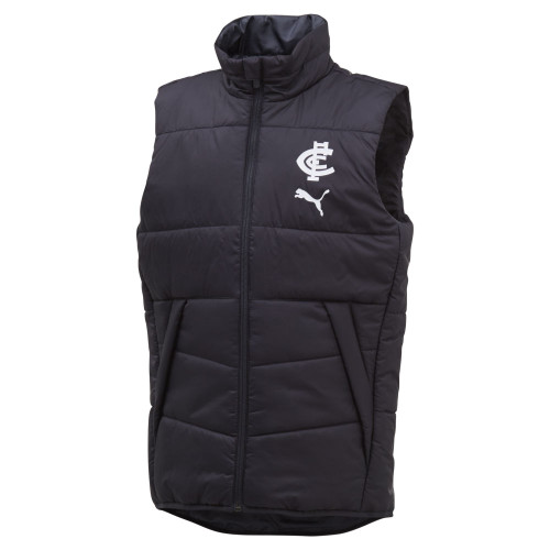 Carlton 2020 PUMA Padded Vest - Youth