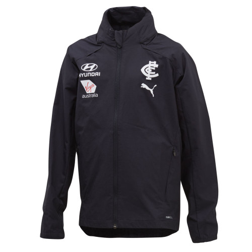 Carlton 20/21 PUMA Rain Jacket - Youth