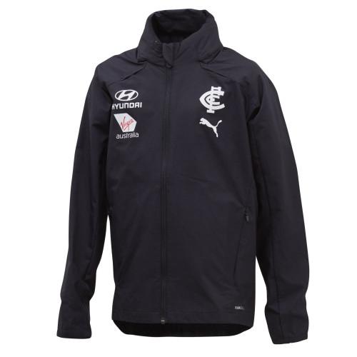Carlton 2020 PUMA Rain Jacket - Youth