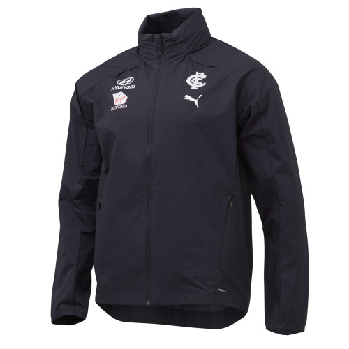 Carlton 20/21 PUMA Rain Jacket - Adults