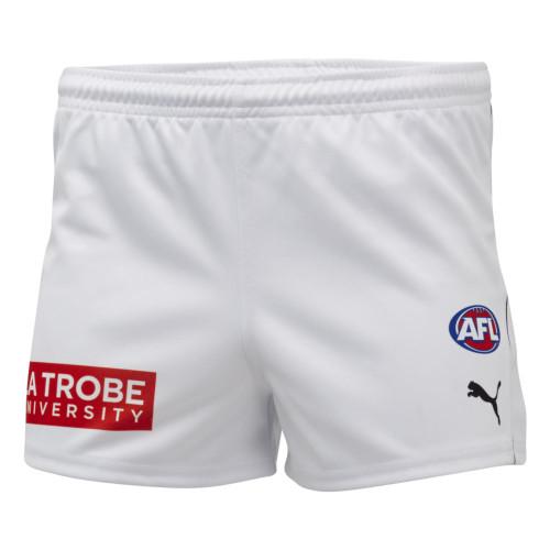Carlton 2020 PUMA Replica Away Playing Shorts - Mens