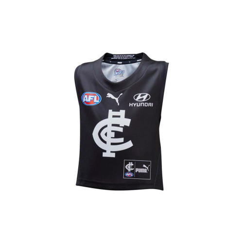 Carlton 20/21 PUMA Replica Home Guernsey - Infant
