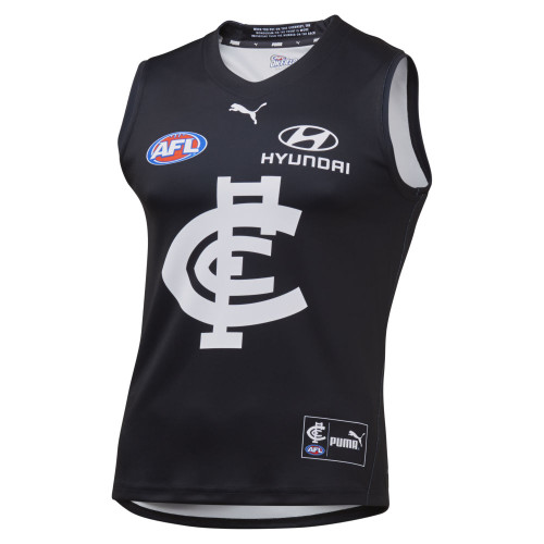 Carlton 20/21 PUMA Replica Home Guernsey - Womens