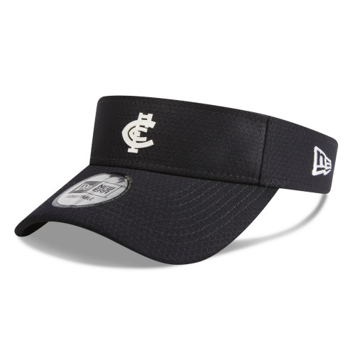 Carlton 2020 New Era Training VISOR