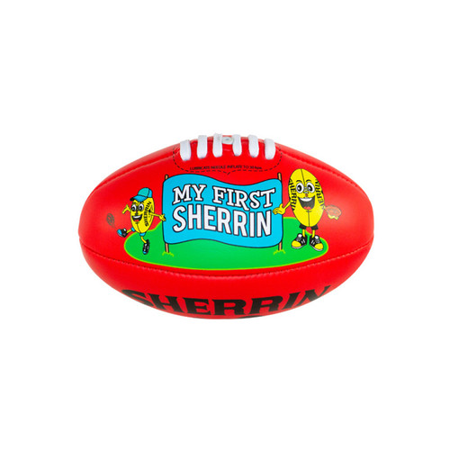 My First Sherrin - Red