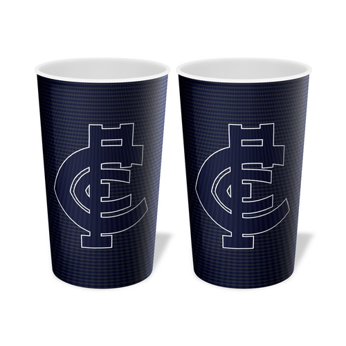 Carlton Blue Out Tumbler