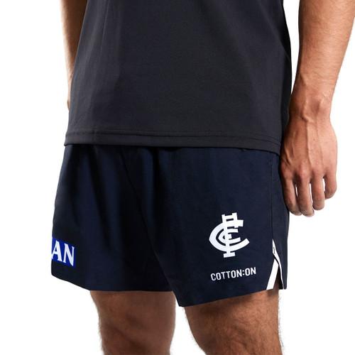 Carlton 2020 AFLW Training Short - Mens