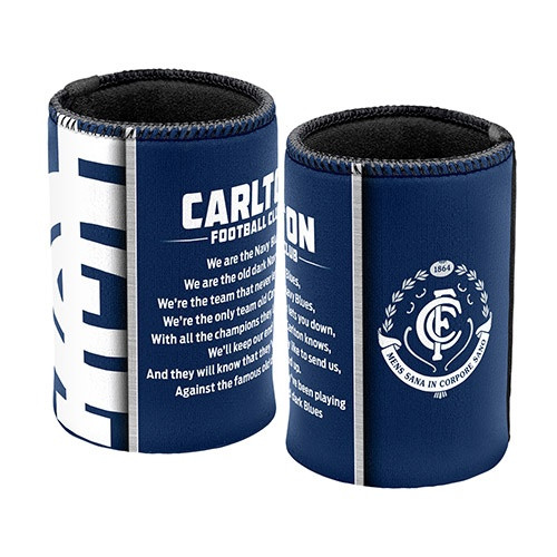 Carlton Team Song Can Cooler