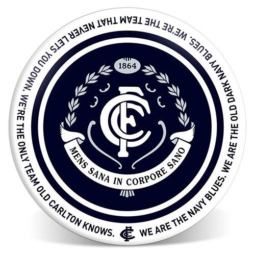 Carlton Melamine Plate