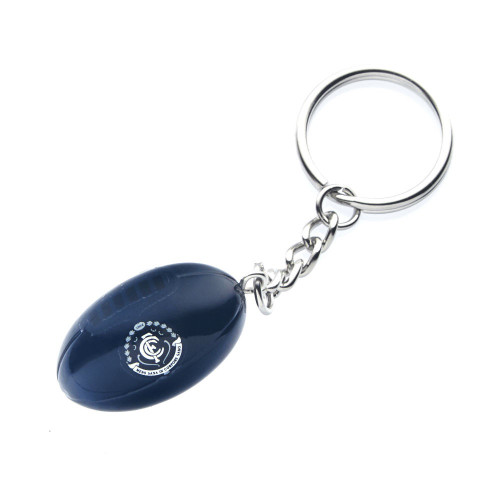 Carlton Ball Keyring