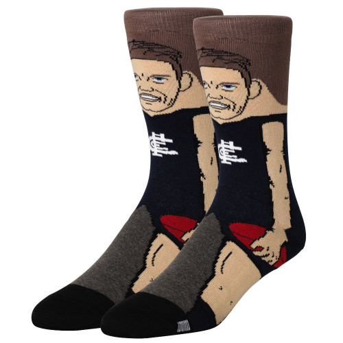 Carlton Sam Walsh Nerd Player Socks - Small