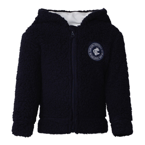 Carlton W20/21 Toddlers Sherpa Fleece Hood