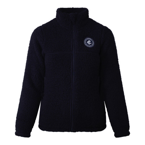 Carlton W20 Womens Sherpa Fleece Jacket
